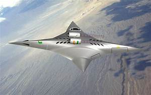 Supersonic Flying Wing Nabs $100,000 from NASA ...