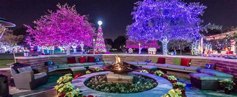 the ultimate and best light displays in dfw for