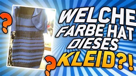 Welche Farbe Hat Dieses Kleid ?!? [+ ErklÄrung]