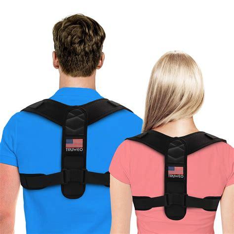 Amazon.com: Back Brace Posture Corrector   Best Fully