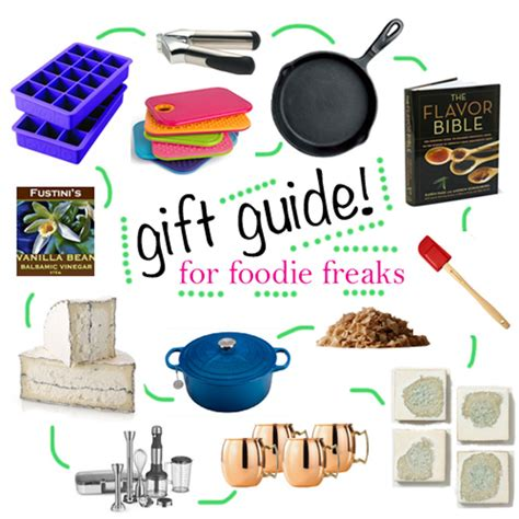 2013 holiday gift guide for the foodie freak and kitchen