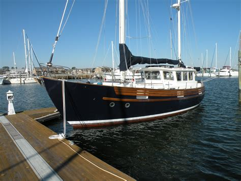 Never owned one but have crewed one in the past. Marine Fairways Fisher - Brick7 Boats