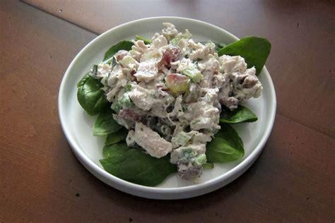turkey salad turkey salad with grapes recipes