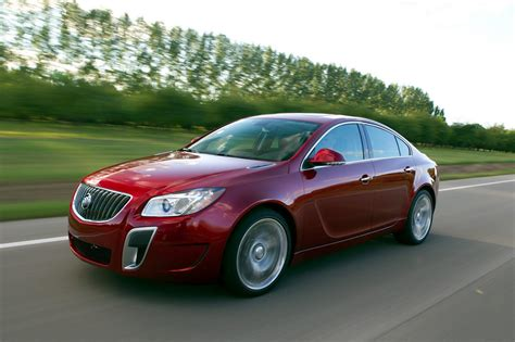 Buick Regal Gains New Auto Transmission For Gs And