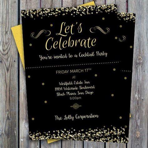 Birthday Dinner Invitation Wording Elegant Items Similar