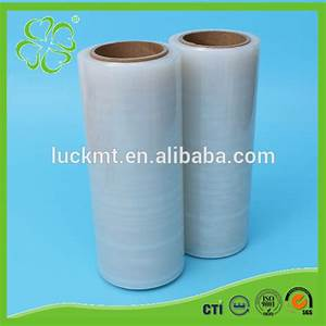 Lldpe/pe/ldpe Plastic Rolls Wrap Film For Pallet Wrapping ...