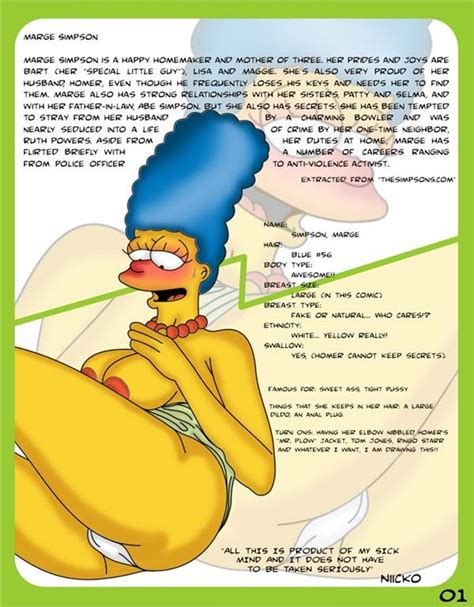 Toon Babes Marge Simpsons Niicko Porn Comics Galleries
