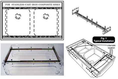how to install a undermount kitchen sink quality stainless steel undermount sinks kitchen 9423