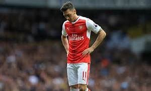 Arsenal boss Wenger admits Ozil struggles with criticism ...