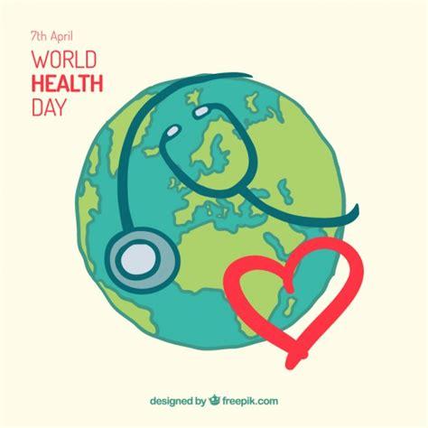 Dia mundial da saúde | Vetor Grátis