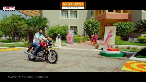 Inke Minke Video Geetha Govindam