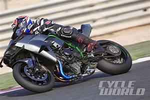 Racing Caf U00e8  Kawasaki Ninja H2r Details
