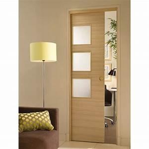 Porte Coulissante à Galandage : porte galandage lapeyre inspirations avec porte ~ Dailycaller-alerts.com Idées de Décoration