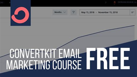 Free Email Marketing Course by Free Convertkit Email Marketing Crash Course