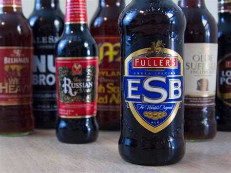 beginners guide  british beer styles  eats