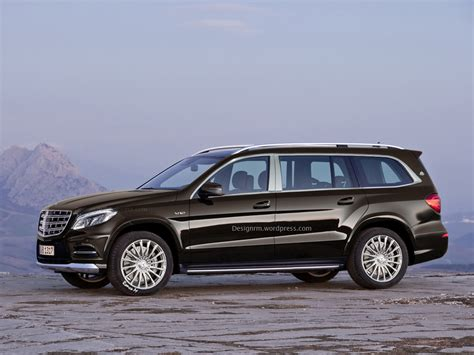 Mercedes Gls by 2016 Mercedes Gls Gets The Maybach Treatment