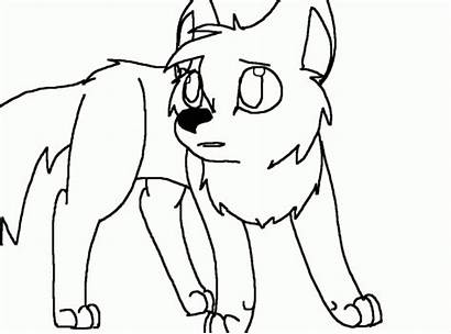 Wolf Drawings Easy Drawing Suggestions Pup Anime