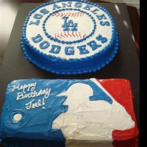 husbands dodger birthday cake