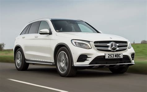 Mercedes Glc Class Hd Picture by 2015 Mercedes Glc Class Amg Line Uk Wallpapers