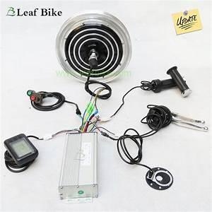 14 Inch 48v    52v 1000w Rear Hub Motor Electric Bike