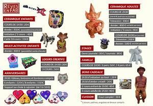 Loisirs Créatifs Enfants : reves en fab poterie ceramique et loisirs creatifs ~ Melissatoandfro.com Idées de Décoration
