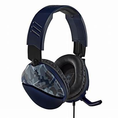 Headset Camo Recon Gaming Multiplatform Turtle Headsets