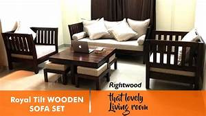 wood sofa set designs for small living room With sofa sectional couch furniture connector