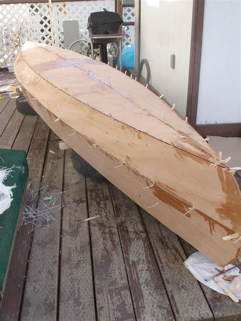 Stitch And Glue Fishing Boat Plans by Stitch And Glue Wikipedia Diy Boats Pinterest