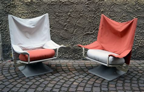 'aeo' Armchairs Design Paolo Deganello For Cassina In The