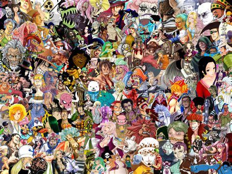 Resultado de imagem para one piece todos os personagens