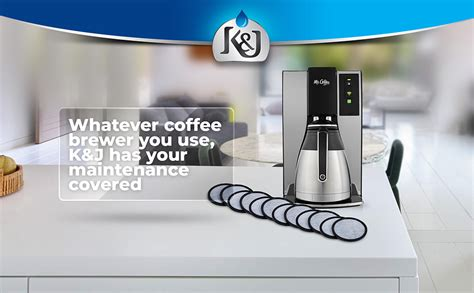 The new discount codes are constantly updated on couponxoo. Amazon.com: K&J 12-Pack of Compatible Mr. Coffee Water Filter Discs - Universal Fit ...