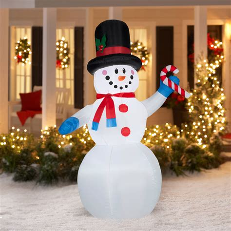gemmy inflatable christmas decorations outdoor www