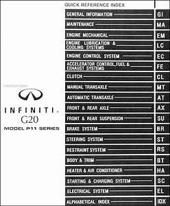 1999 Q45 Vh41 Shop Manual