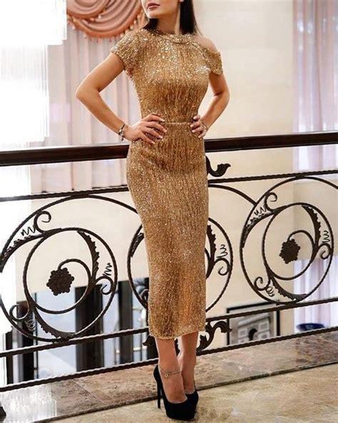Cold Shoulder Sequin Bodycon Dress | Sequin bodycon dress ...