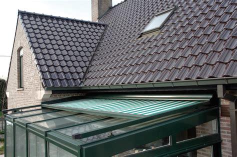 store toiture veranda interieur pose stores de v 233 randa devis gratuit pose toitures de