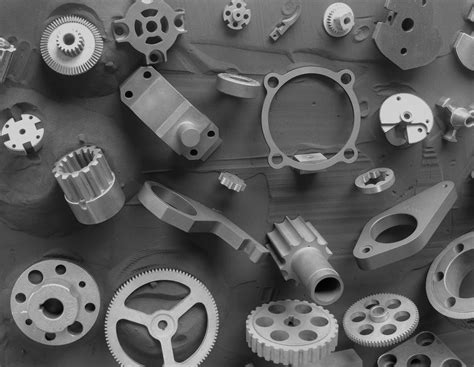 Powdered Metal Parts - Precision Sintered Parts