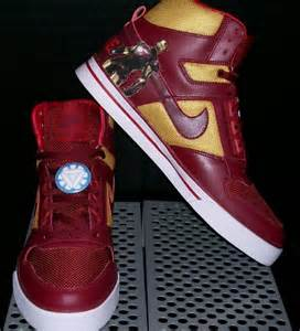 designer nike shoes custom iron 2 nike air delta ac shoes by mp kustom kicks