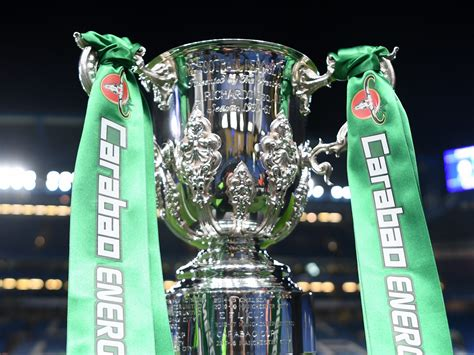 Carabao Cup semi-final draw LIVE: Latest updates as Man ...