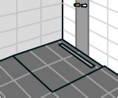 bodengleiche dusche einbauen linienentw 228 sserung anleitung der hornbach meisterschmiede