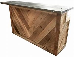 Bar En Bois : bar en bois r usin pour lot ou comptoir de magasin ~ Teatrodelosmanantiales.com Idées de Décoration