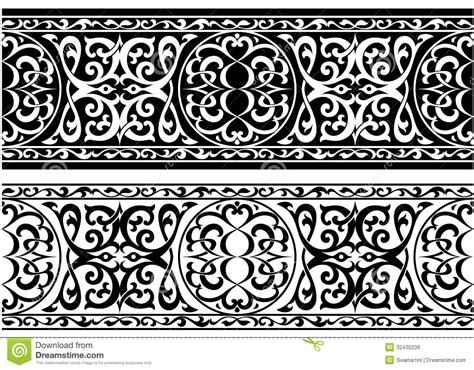 arabian or persian ornament royalty free stock images