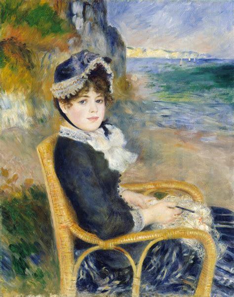 By The Seashore Auguste Renoir 29100125 Work Of