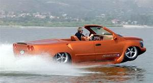 Watercar Python  A Corvette Powered Amphibious Hot Rod