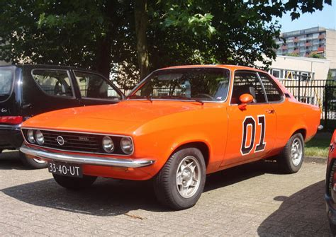 1973 Opel Manta by 1973 Opel Manta Photos Informations Articles