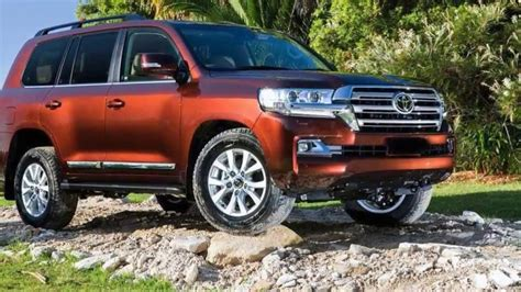 Toyota Land Cruiser 2018 Redesign by 2018 Toyota Land Cruiser Prado Redesign And Release Date