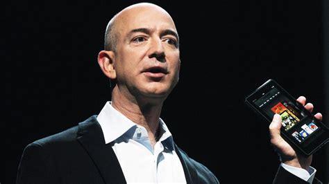 Jeff Bezos Starts Amazon - Biography