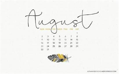 Calendar August Desktop Picserio Px Wordpress Wallpapersafari