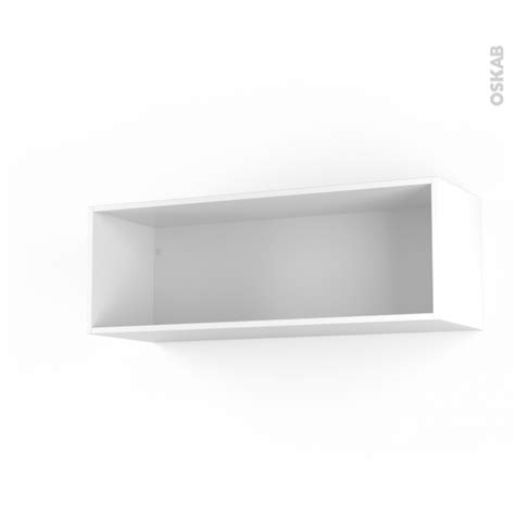 caisson haut n 176 13 meuble de cuisine l100 x h35 x p35 cm
