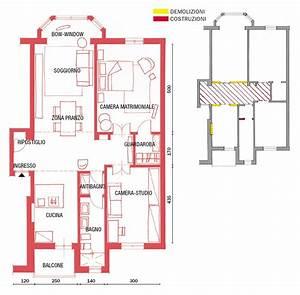 85 Mq  Una Casa In Stile Classico Contemporaneo