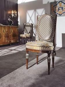 Sedia in faggio classica di lusso per la sala da pranzo IDFdesign